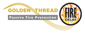 Golden Thread Fire Delay logo